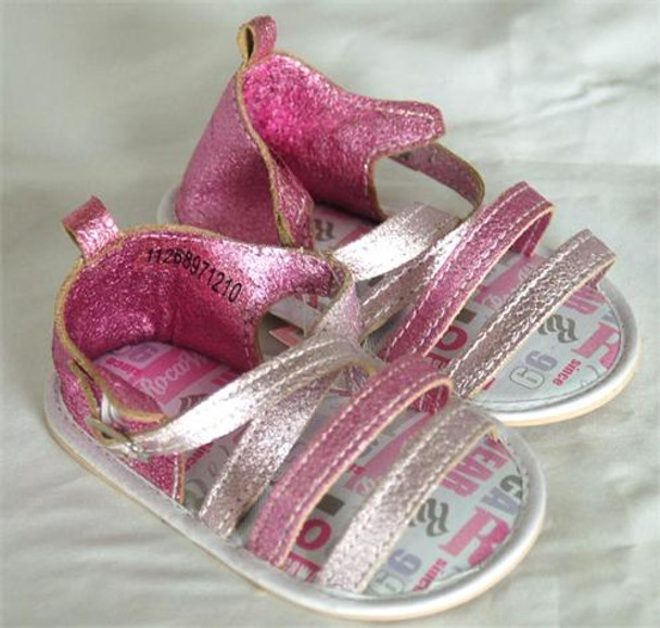 Rocawear Multi Pink Girls Sandals