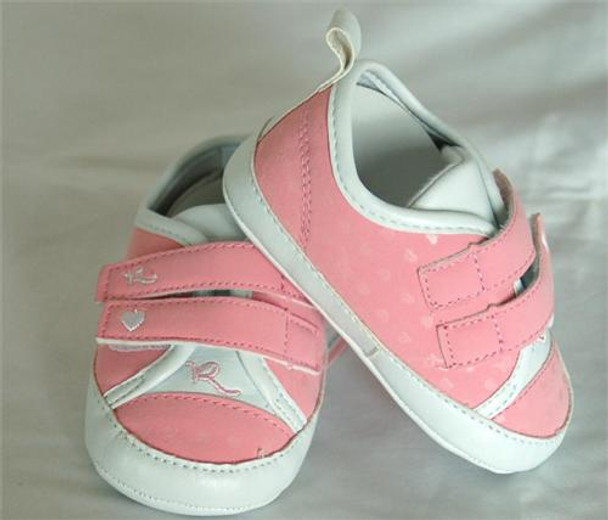 Rocawear Pink Baby Shoes