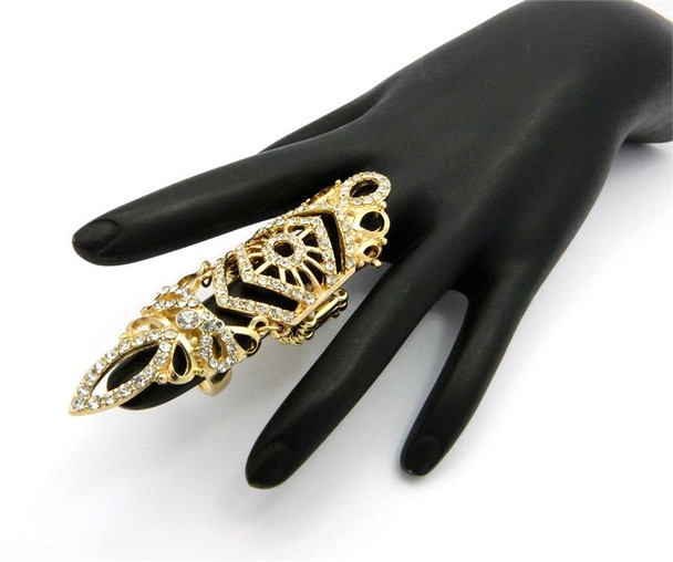 Fancy Whole Finger Ring