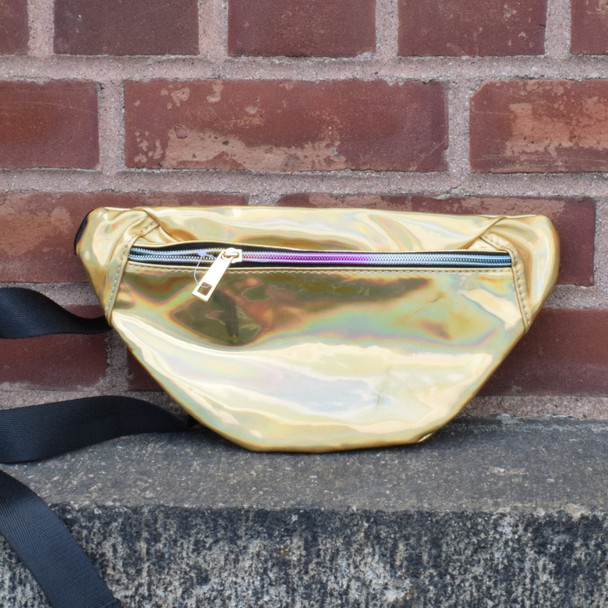 Gold Waistbag (KM8121GD)