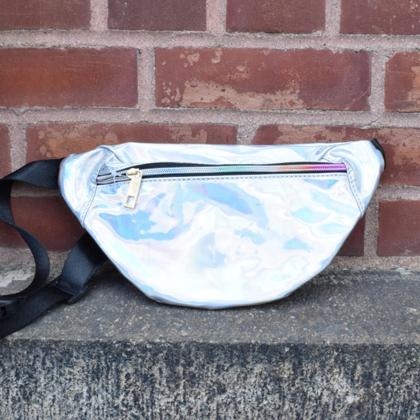 Silver Waistbag (KM8121SI)
