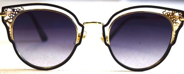 Black&Gold Sunglasses
