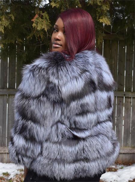 Silver Fox Ladies Jacket
