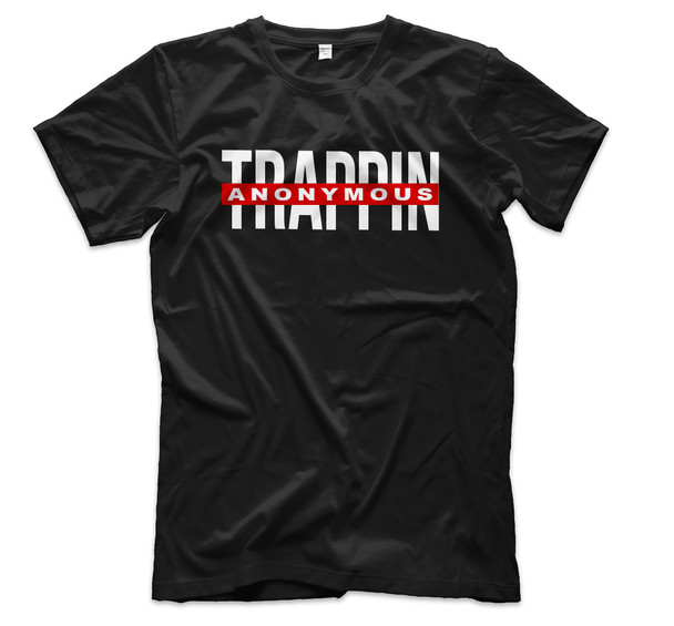 Trappin Anonymous Premium Tee
