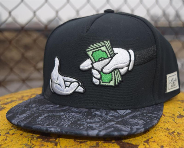 Cayler and Sons God Given Baseball Cap