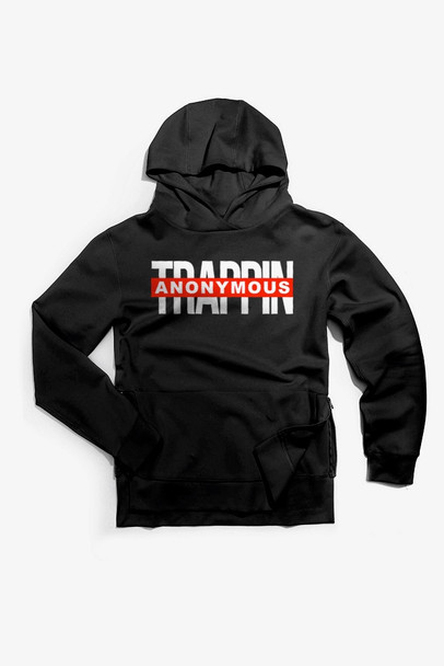 Trappin Anonymous Hoodie