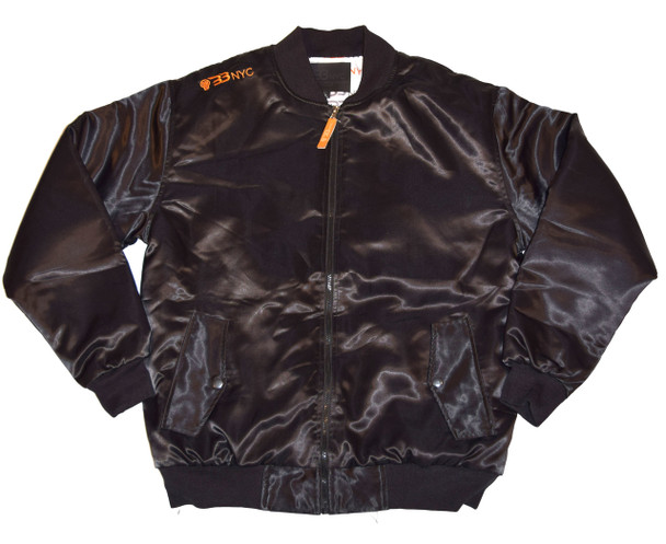 Be Brilliant Le Noir Flight Jacket