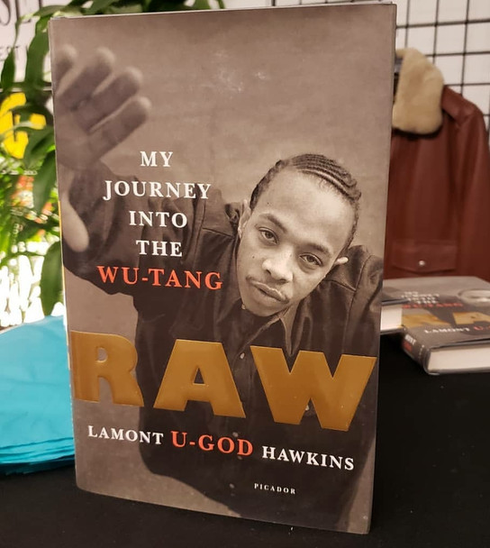 Raw My Journey Into the Wu-Tang