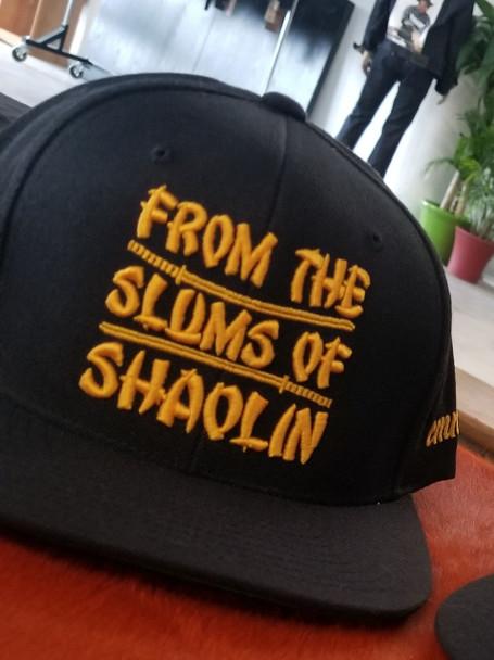 Shaolin Slums Baseball Cap