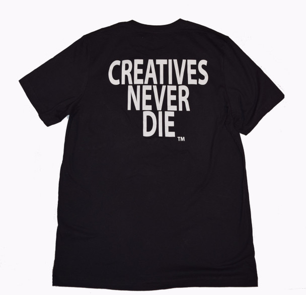Creative Never Die Tee