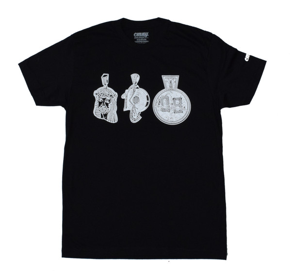 Classic Material NY Biggie, JayZ and Nas Tee Shirt