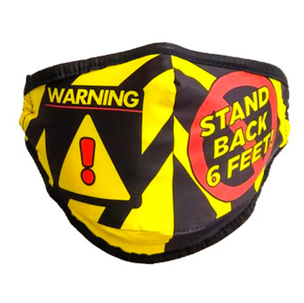 Fydelity Stand Back Face Cover