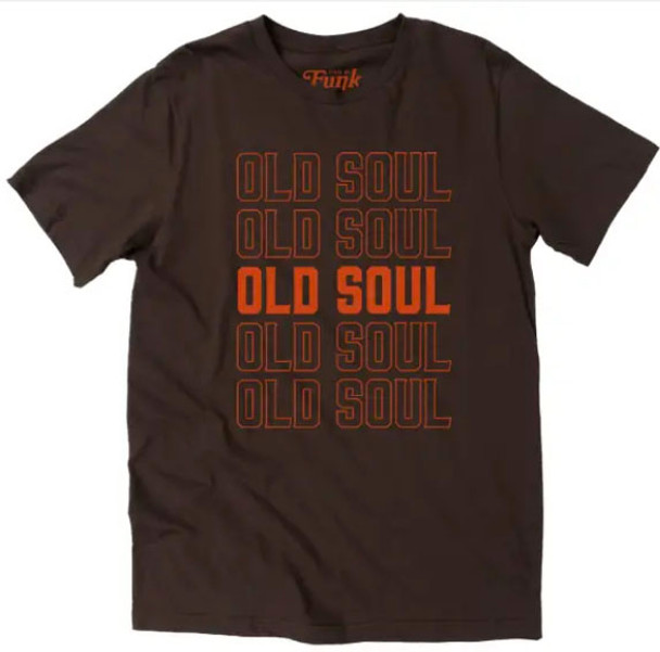 State of Funk Old Soul Tee Shirt