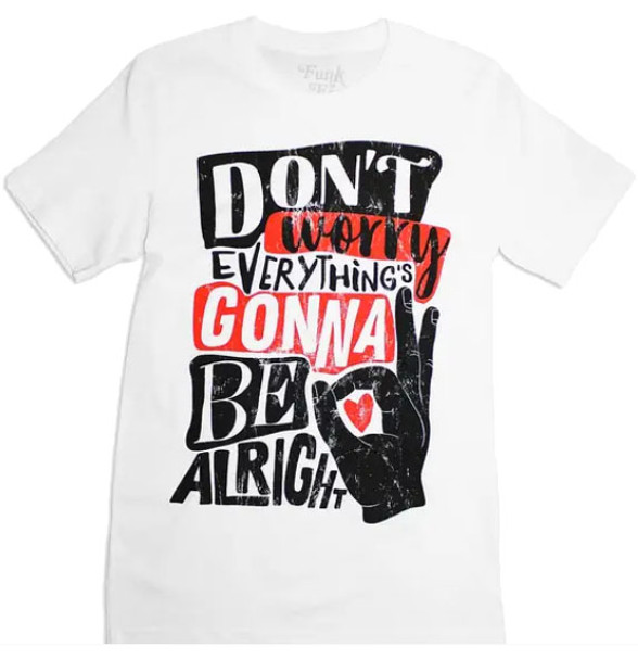 State of Funk Gon Be Alright Tee Shirt