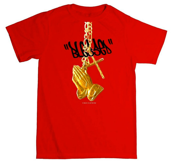 R Max Blessed Tee Shirt