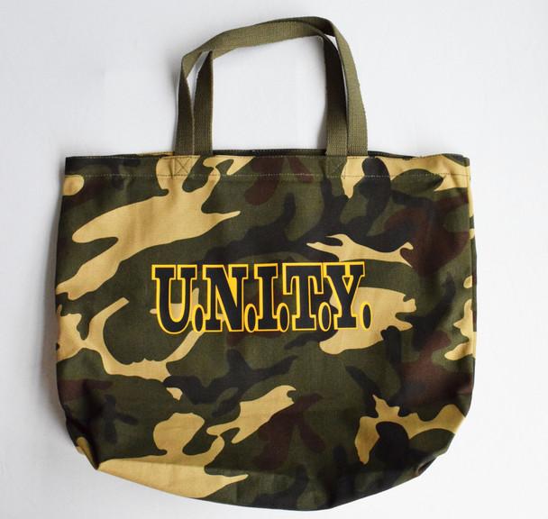U.N.I.T.Y Canvas Tote Bag