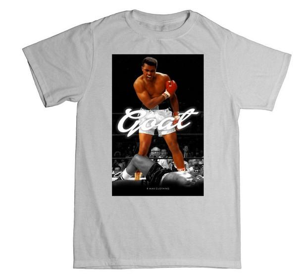 Muhammed Ali G.O.A.T. Tee Shirt