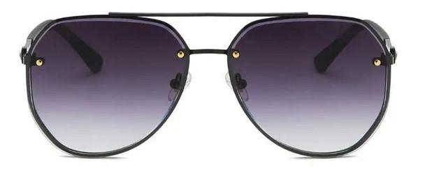 Classic Anti-Reflective Aviator Fashion Sunglasses