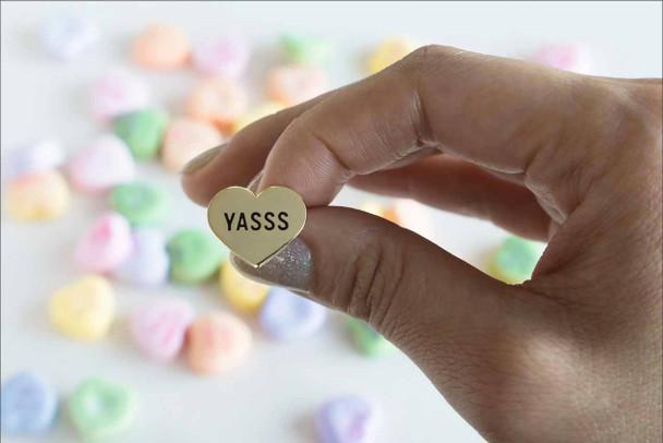Yasss Queen Pin Set
