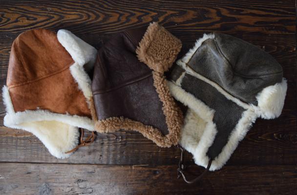 Russian Style Sheepskin Hat