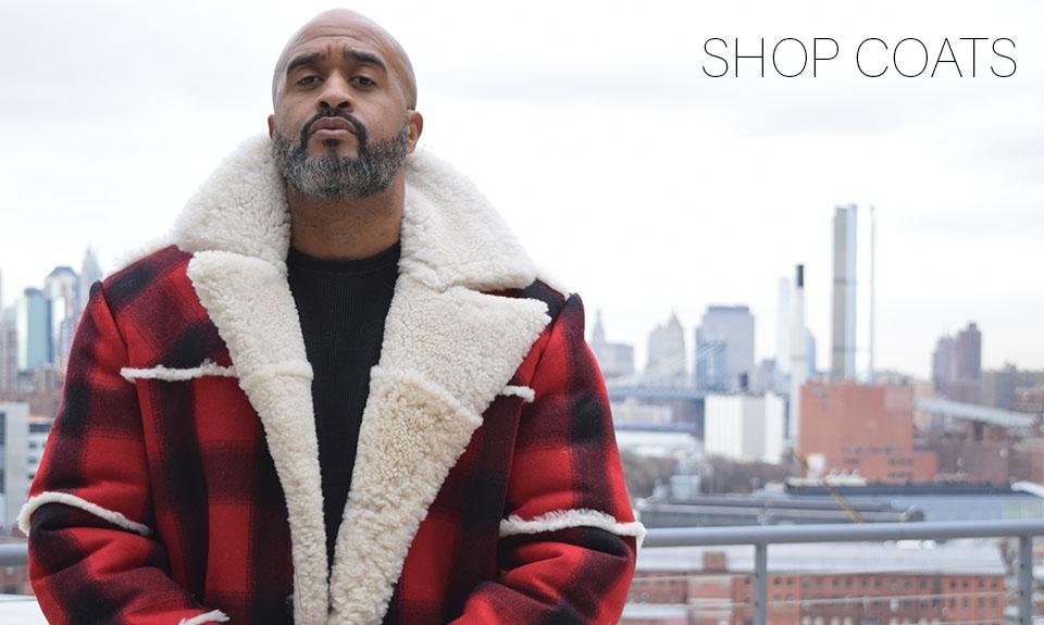 Sheepskin Coats and Jackets for sale