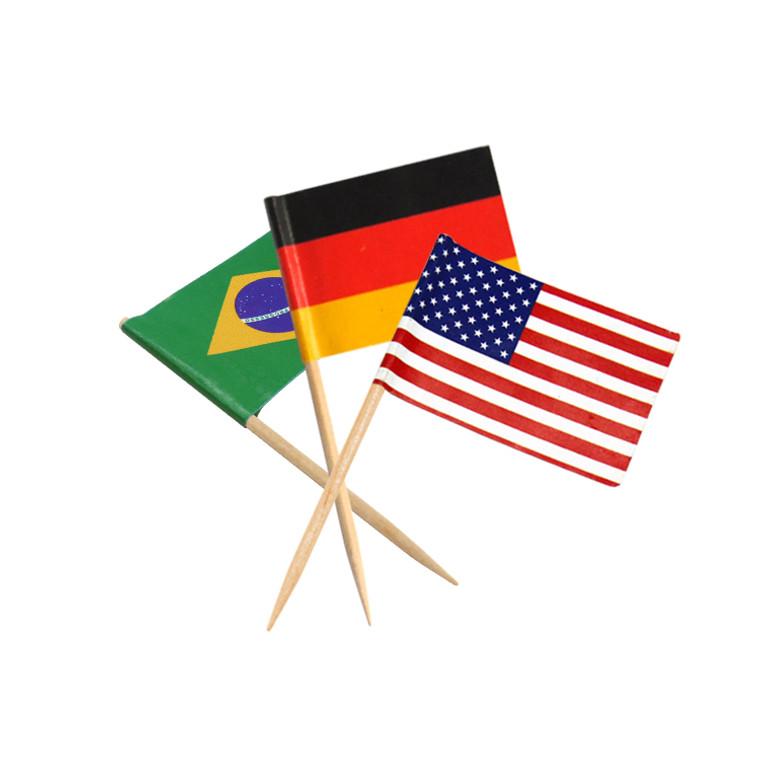 HAD1126 Flag Toothpick