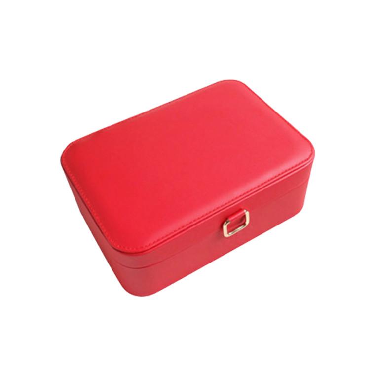 BWF1300 PU Leather Jewelry Box