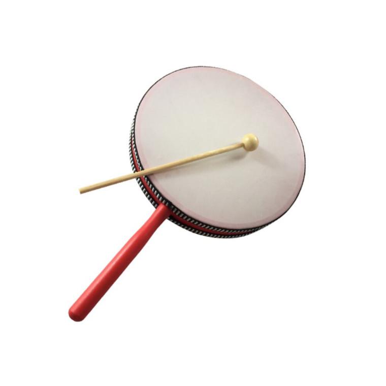 "MOR3000 Playful 8"" Kids Handheld Drum"