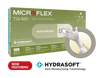 HYRDASOFT MICROFLEX SOFT WHITE NITRILE Exam Glove from Ansell