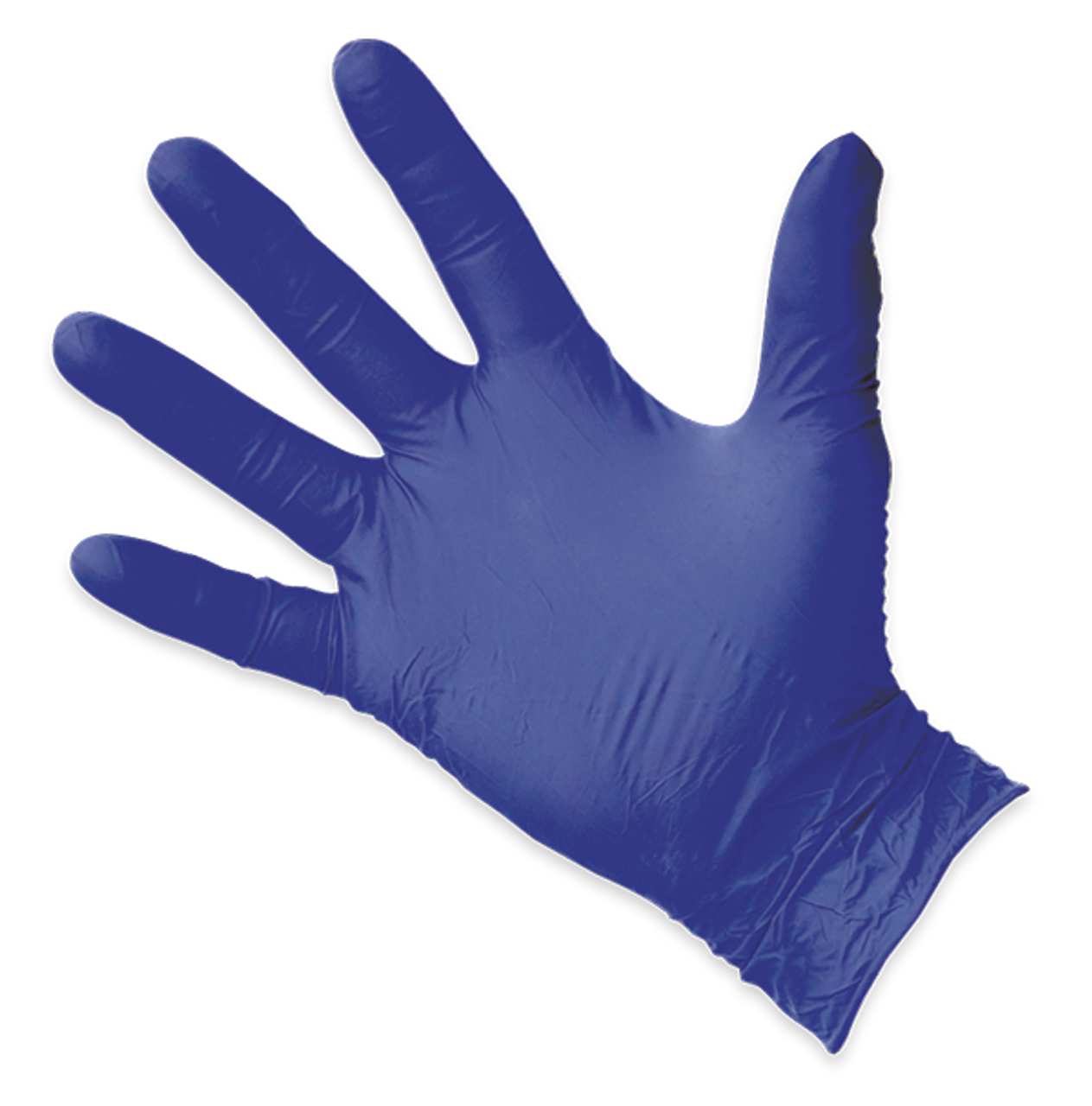 Quantum Blue Nitrile Exam Glove, $11.97 per 100 gloves, 10 boxes of 100 per case