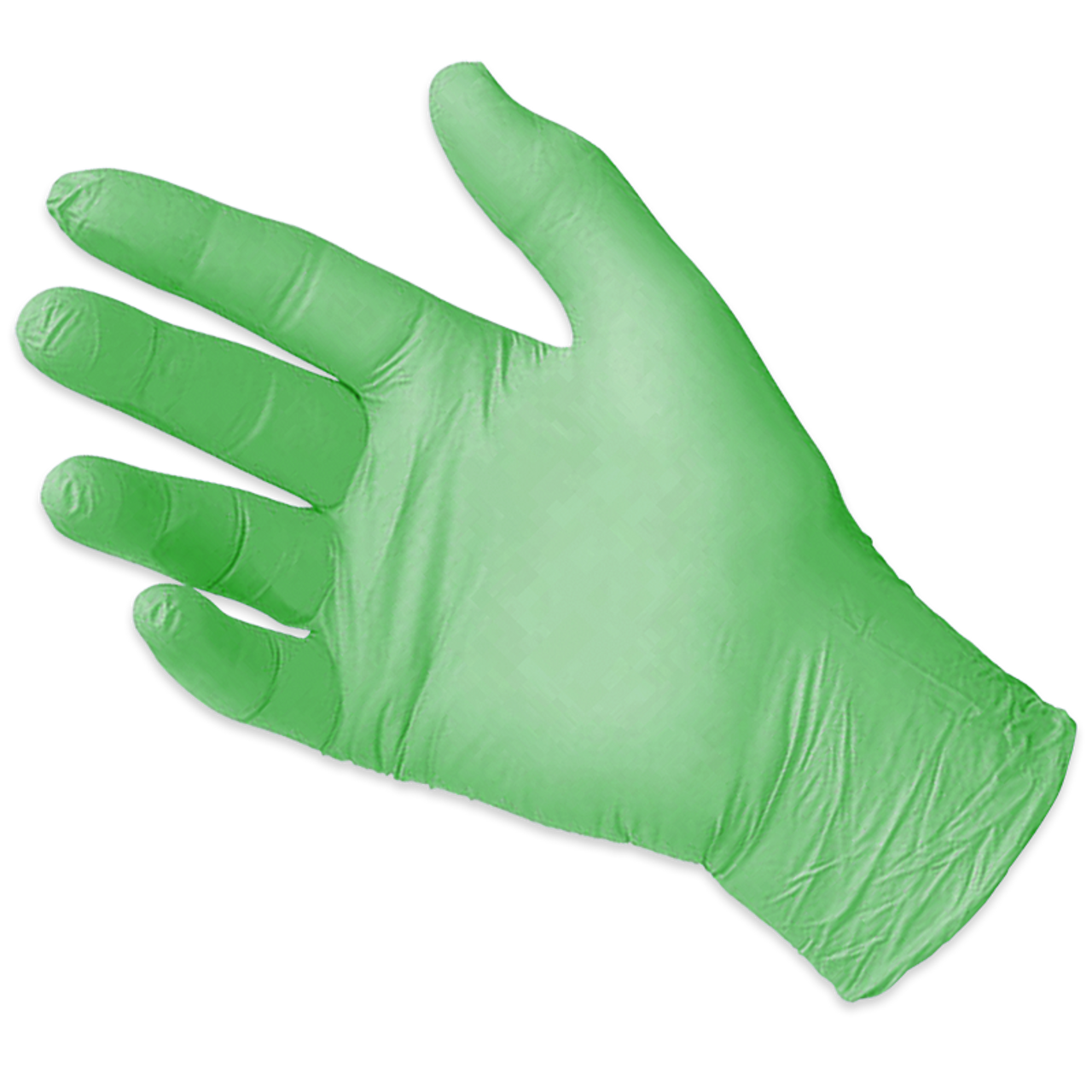 Halyard Flexaprene Green Exam Glove
