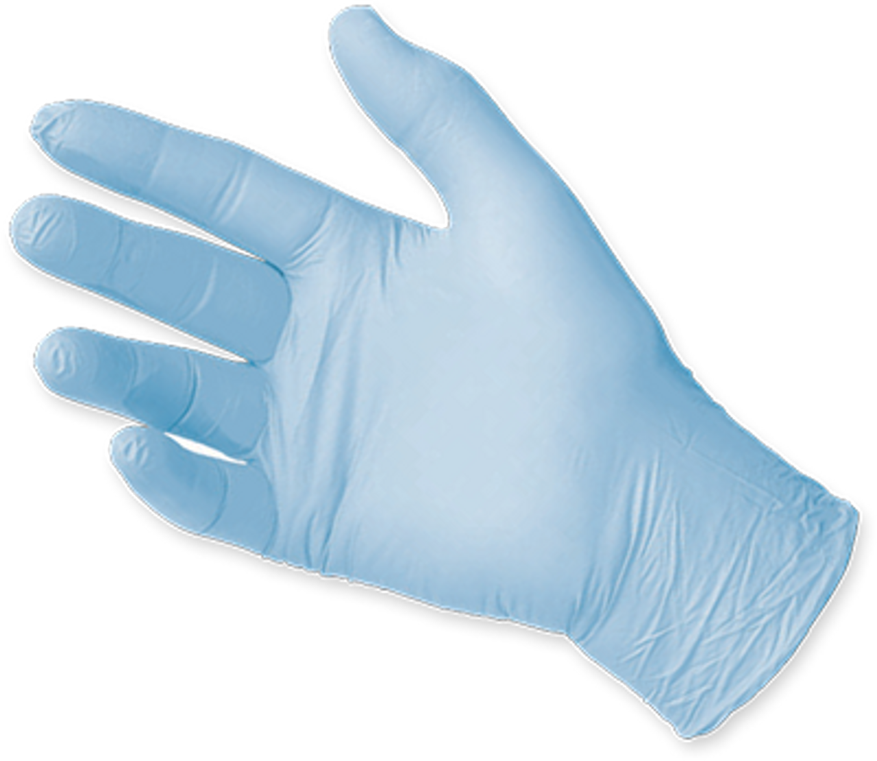 XCEED PF Nitrile Exam Gloves, $10.39 per 100 gloves, 10 boxes of 250 per case