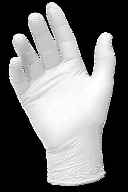 Medline vinyl exam glove