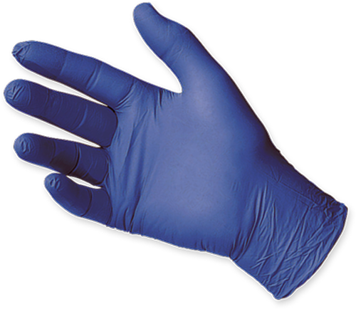 Microflex Cobalt Ultra PF Nitrile Exam Gloves, $19.97 per 100 gloves, 10 boxes of 200 per case
