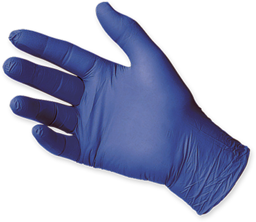 Ultraform PF Nitrile Exam Gloves, $7.32 per 100 gloves, 10 boxes of 300 per case