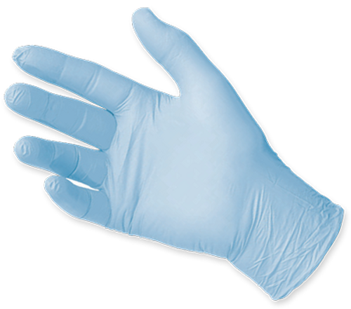 Microflex PF Nitrile, $17.97 per 100 gloves, 10 boxes of 100 per case