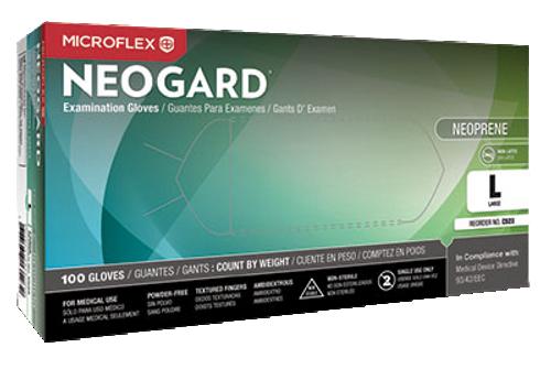 Neogard Neoprene exam gloves by Microflex®