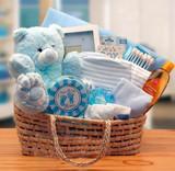 Our Precious Baby Carrier - Blue