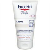 EUCERIN BABY CREME 5 oz- Pack of 3