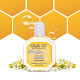 Trial Size Bubble Bath - 2.5oz   Bumble Bath Bubble Bath features thick, generous bubbles with a light, refreshing scent.   Made with organic ingredients, with a no-tear formula.