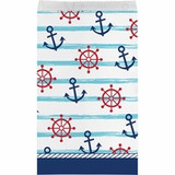 Nautical Paper Treat Bags