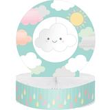 Clouds Baby Shower Centerpiece