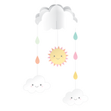 Clouds Baby Shower Hanging Decoration