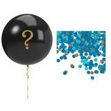 Blue Gender Reveal Balloons Balloon Kit