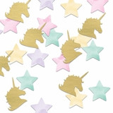 Unicorn Baby Shower Sparkle Confetti