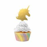 Unicorn Baby Shower Sparkle Cupcake Kit