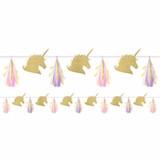 Unicorn Baby Shower Sparkle Garland