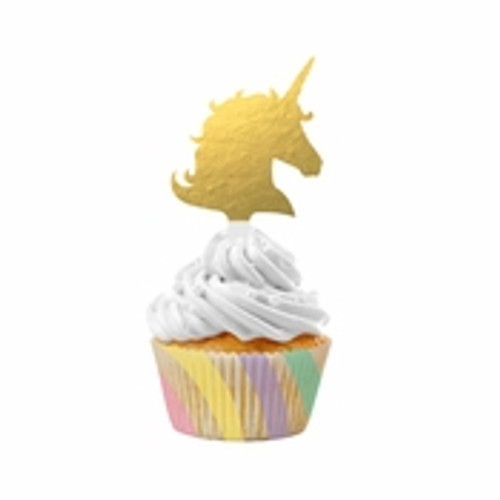 Unicorn Baby Shower Sparkle Cupcake Kit