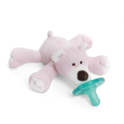Pink Bear - WubbaNub