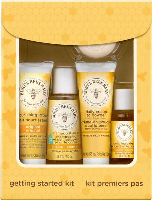 Burt's Bees Baby Getting Started Kit